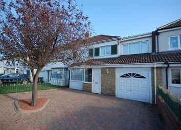 Thumbnail 3 bed semi-detached house for sale in Reynolds Avenue, West Moor, Newcastle Upon Tyne