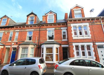 Thumbnail 4 bed terraced house for sale in Beauvale Road, The Meadows, Nottingham
