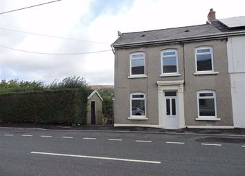 3 bed semi-detached house for sale in Cwmamman Road, Glanamman, Ammanford SA18