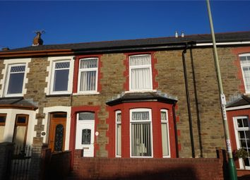 Thumbnail 2 bed terraced house for sale in Vere Street, Bargoed, Caerphilly