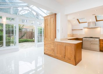 Thumbnail 4 bed terraced house to rent in Muncaster Road, Battersea, London