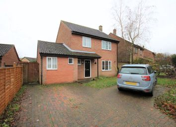 Thumbnail 5 bed detached house for sale in Harpsfield, Norwich
