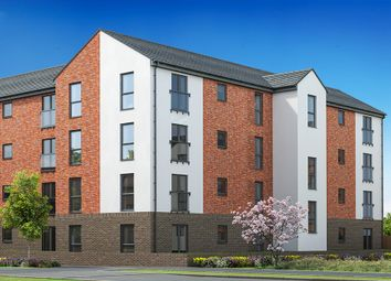 """2 bed flat for sale in """"Holford"""" at Woodfield Way, Balby, Doncaster DN4"""