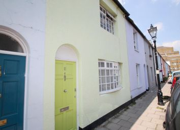 Thumbnail 2 bedroom terraced house to rent in Kemp Street, Brighton