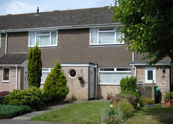 Thumbnail 2 bed terraced house for sale in Skippons Close, Newbury