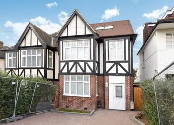 Thumbnail 5 bed semi-detached house for sale in Belmont Avenue, Barnet