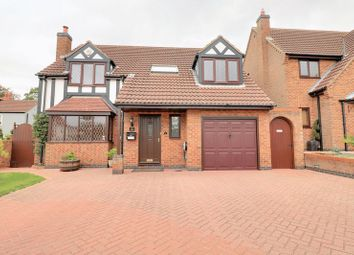 Thumbnail 3 bed detached house for sale in South Furlong Croft, Epworth, Doncaster