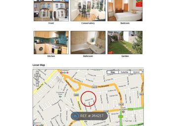 Thumbnail 2 bed semi-detached house to rent in Gladstone Rd, Wimbledon