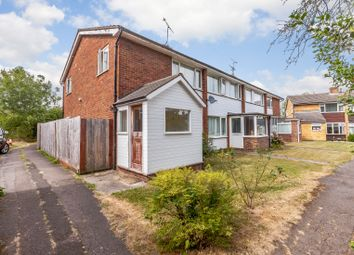 Thumbnail 3 bed end terrace house for sale in Lucksfield Way, Great Baddow, Chelmsford