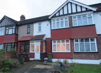Thumbnail 4 bed terraced house for sale in Salcombe Drive, Chadwell Heath, Romford