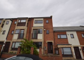 Thumbnail 3 bed town house for sale in Beech Street, Benwell, Newcastle Upon Tyne