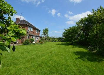 Thumbnail 3 bed detached house for sale in Hanslope Road, Hartwell, Northampton