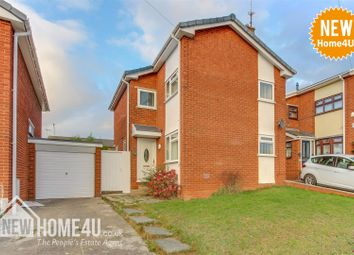 Thumbnail 3 bed detached house for sale in Hawthorne Avenue, Buckley
