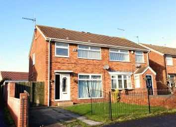 Thumbnail 3 bed semi-detached house to rent in Grenville Bay, Bilton, Hull