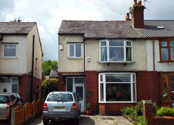 Thumbnail 3 bedroom semi-detached house for sale in Bradford Road, Great Lever, Bolton