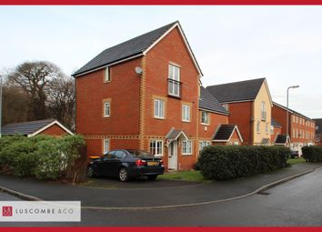 Thumbnail 4 bedroom semi-detached house to rent in Chirk Close, Duffryn, Newport