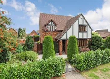 Thumbnail 4 bed detached house for sale in Main Street, Leconfield, Beverley