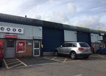 Thumbnail Industrial to let in Unit 8A, Mill Street Industrial Estate, Abergavenny
