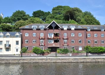 Thumbnail 2 bedroom flat for sale in The Quay, St. Leonards, Exeter