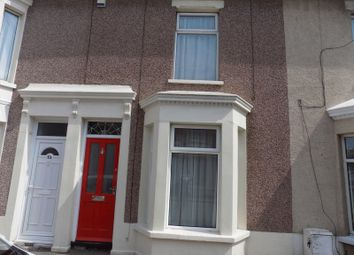 Thumbnail 3 bed terraced house to rent in Invicta Road, Sheerness