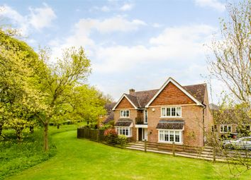 Thumbnail 5 bed detached house for sale in Canberra Road, Alexandra Park, Wroughton