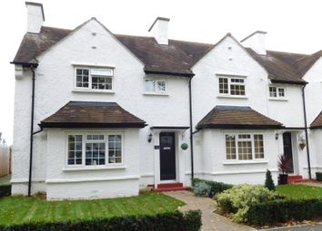 Thumbnail 2 bedroom end terrace house for sale in Avon Road, Henlow, Beds