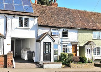 Thumbnail 2 bed cottage for sale in Dunmow, Dunmow