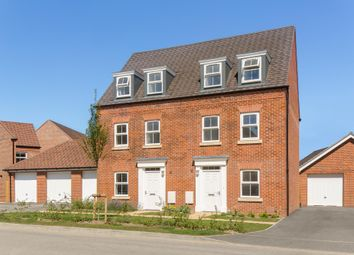 "Thumbnail 4 bed semi-detached house for sale in ""Millwood"" at Danworth Lane, Hurstpierpoint, Hassocks"