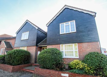 Thumbnail 2 bed flat for sale in Mill View, London Road, Great Chesterford