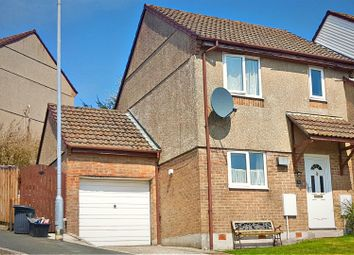 Thumbnail 2 bed end terrace house to rent in Peppers Park Road, Liskeard