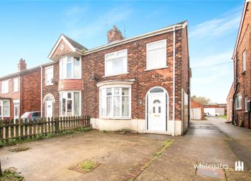Thumbnail 3 bed semi-detached house for sale in Crosby Avenue, Scunthorpe
