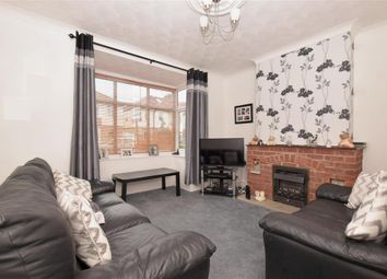 Thumbnail 3 bed semi-detached house for sale in Monckton Road, Portsmouth, Hampshire