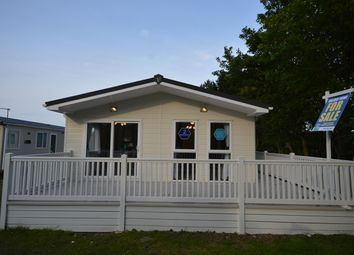 Thumbnail 2 bed lodge for sale in Lowestoft