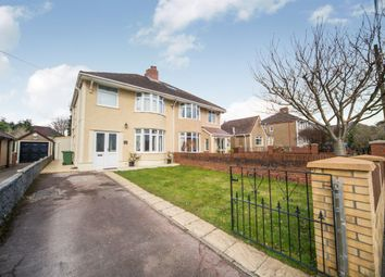 Thumbnail 3 bed semi-detached house for sale in High Street, Nelson, Treharris