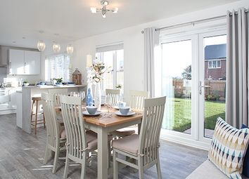 "Thumbnail 4 bedroom detached house for sale in ""Hampsfield"" At Ffordd Eldon, Sychdyn"
