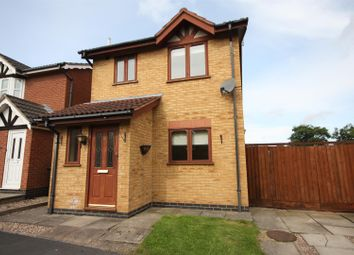Thumbnail 3 bed detached house for sale in Nene Way, Coalville