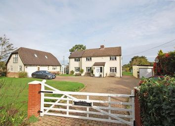 Braintree Road, Cressing, Braintree CM77. 5 bed detached house for sale
