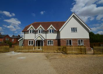 Thumbnail 3 bed semi-detached house to rent in Castle Hedingham, Halstead, Essex