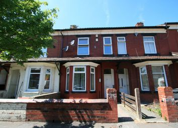 Thumbnail 2 bed flat to rent in Gill Street, Moston, Manchester, Greater Manchester