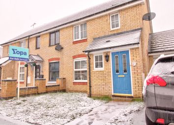 3 bed end terrace house for sale in Green Oak Glade, Pinewood, Ipswich IP8