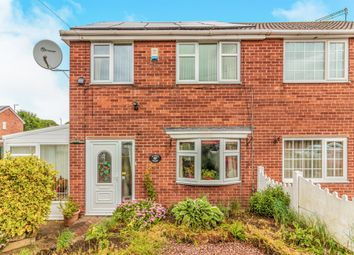 Thumbnail 3 bed semi-detached house for sale in Progress Drive, Bramley, Rotherham