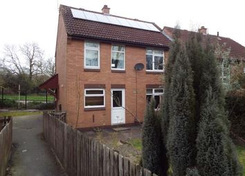 Thumbnail 3 bed semi-detached house for sale in Ipswich Close, Anstey Heights, Leicester, Leicestershire