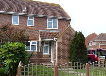 Thumbnail 3 bed semi-detached house to rent in Cherryfields, Gillingham