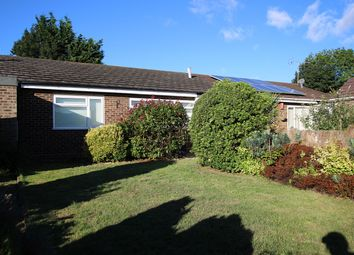 Thumbnail 2 bed bungalow for sale in Chapel Field, Bramford, Ipswich, Suffolk