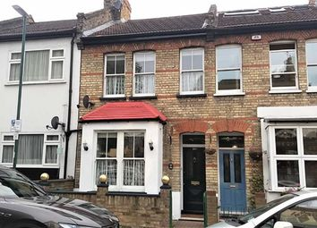 Thumbnail 3 bed terraced house to rent in Carlton Terrace, Nightingale Lane, London