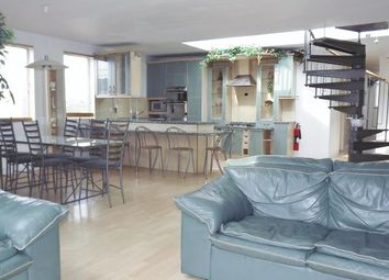 Thumbnail 3 bed flat to rent in Portland Square, Bristol