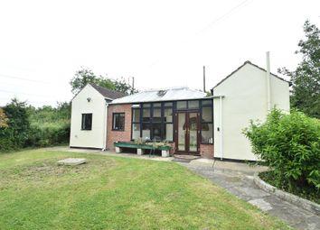 Thumbnail 2 bedroom detached bungalow to rent in Pebmarsh Road, Alphamstone, Bures