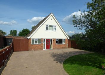 Thumbnail 3 bed detached house for sale in Lower Shelton Road, Marston Moretaine, Bedford