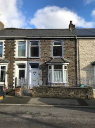 Thumbnail 3 bed terraced house to rent in St.John Street, Ogmore Vale