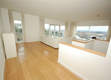 Thumbnail 2 bed flat to rent in The Quays, Salford, Greater Manchester